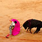 matador, Pamplona, Spain